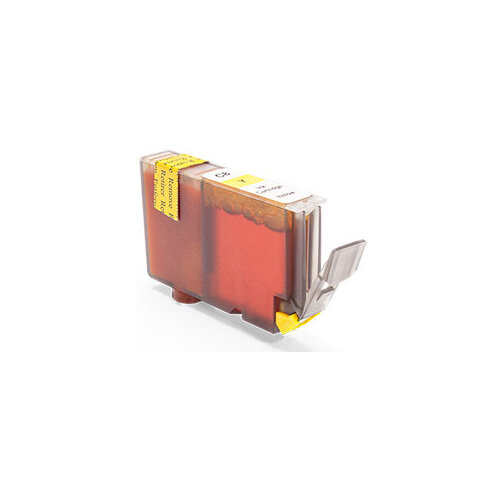 Compatible Canon 0623B001 CLI-8Y Yellow 450 Page Yield Ink Cartridge