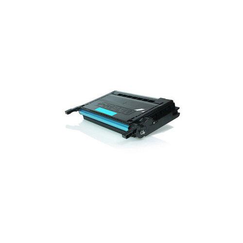 Compatible Samsung CLP-C660B/ELS Cyan 5000 Page Yield (ST885A) Laser Toner Cartridge
