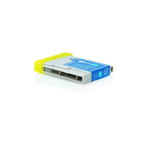 Compatible Brother LC1000 / LC970 Cyan 18ml 400 Pages Ink Cartridge