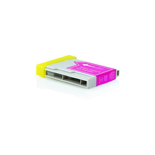 Compatible Brother LC1000 / LC970 Magenta 18ml 400 Pages Ink Cartridge