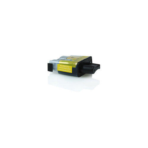 Compatible Brother LC900 Yellow 14ml 400 Pages Ink Cartridge