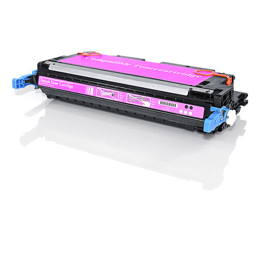 Compatible HP Q6473A 502A / Canon 717 Magenta 4000 Page Yield Laser Toner Cartridge