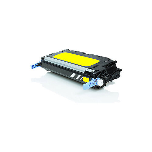 Compatible HP Yellow Q7562A 314A 3500 Page Yield Laser Toner Cartridge