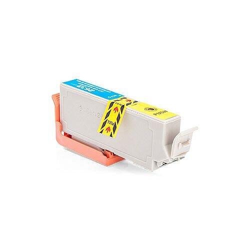 Epson 26XL Compatible Cyan High Capacity Polar Bear Series Inkjet Cartridge C13T26324010 / T263240