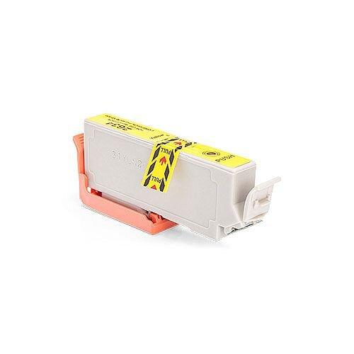 Epson 26XL Compatible Yellow High Capacity Polar Bear Series Inkjet Cartridge C13T26344010 / T263440