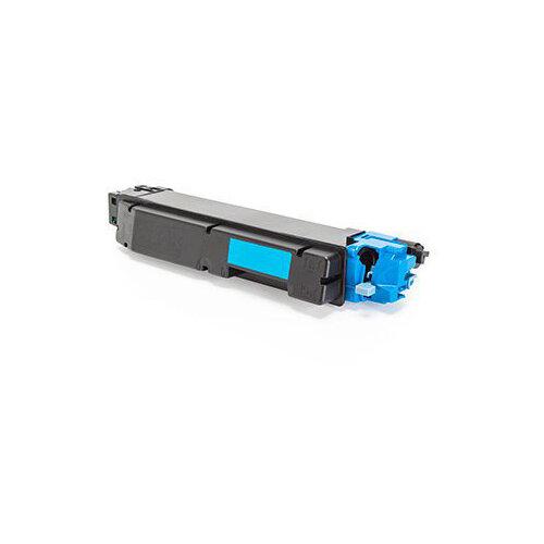 Compatible Kyocera TK5140C Cyan 5000 Page Yield Laser Toner Cartridge