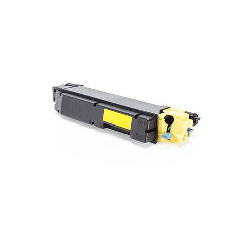 Compatible Kyocera TK5140Y Yellow 5000 Page Yield Laser Toner Cartridge
