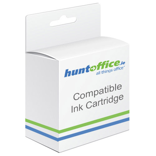 HP F6U68A Black Compatible Inkjet Cartridge 600 Page Yield Remanufactured