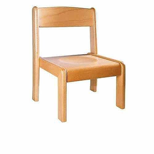 Teachers Chair Natural 36Cm