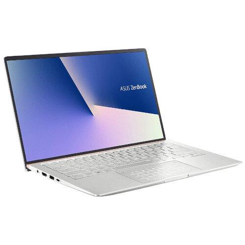 "ZenBook14 UM433DA-A5005T - Display 14"" Full HD - CPU AMD Ryzen 5 R5-3500u - RAM 8GB - Storage 512GB SSD - HDMI, USB, SD Card Slot - Windows 10 - Colour: Silver"
