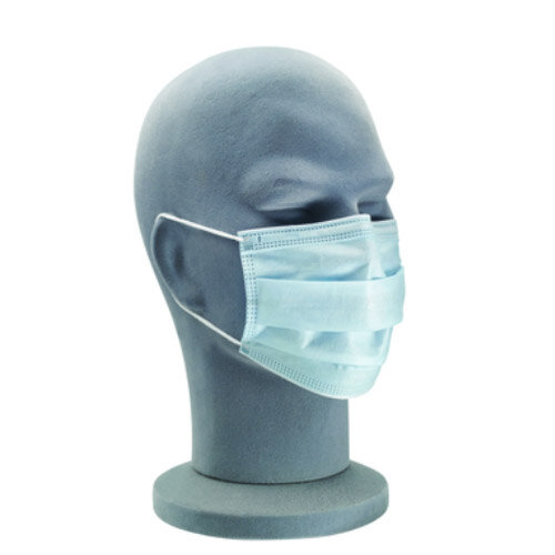Uniprotect Air Procedure Surgical Face Masks Pack of 50 #R/M