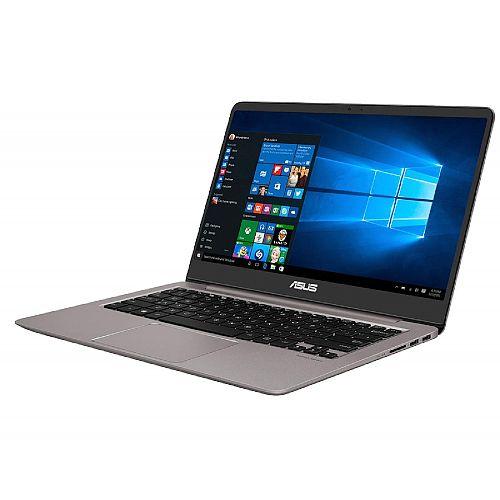 ASUS ZenBook 14-Inch Full HD Laptop | Intel Core i3-8130U | 4 GB RAM | 256 GB SSD | Windows 10 | Grey | UX410UA-GV544T