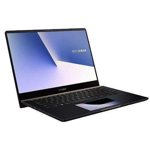 Asus ZenBook Laptop - Display 14-inch Touchscreen - CPU Intel Core i7 - Graphic Card GTX 1050 2GB VR - 8GB RAM Memory - Storage 256 SSD - Windows 10