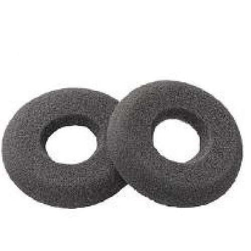 Plantronics Spare Ear Cushion Doughnut Shape for SupraPlus Headsets Black (Pack of 2)