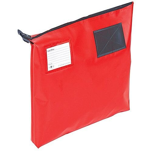 Go Secure Mail Pouch Red 470x336x76mm (Pack of 1) GP2R