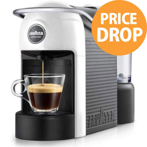 Lavazza Modo Mio Jolie Capsule Coffee Machine White