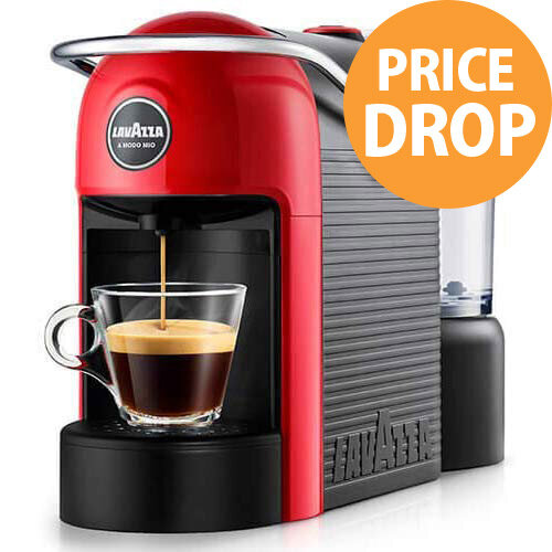 Lavazza Modo Mio Jolie Capsule Coffee Machine Red