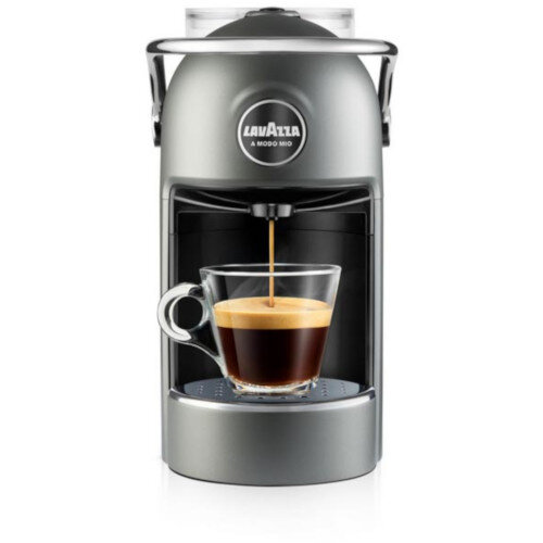 Lavazza Modo Mio Jolie Plus Coffee Machine Gunmetal Grey
