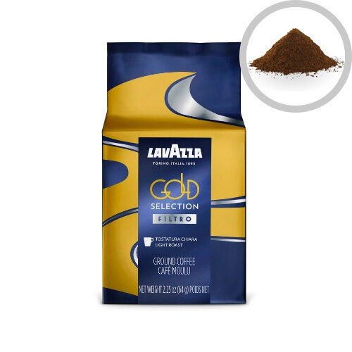 Lavazza Gold Selection Ground Filter Coffee 64g x 30