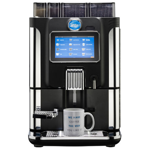 Carimali BlueDot Plus Bean to Cup Coffee Machine -  80-100 Cups Per Day - Available in Black or White