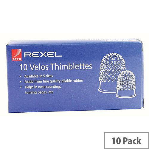 Velos Thimblette No.0 20304