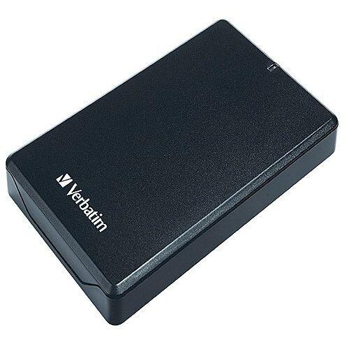 Verbatim Store n Go 2.5in Enclosure Kit USB 3.0 53100