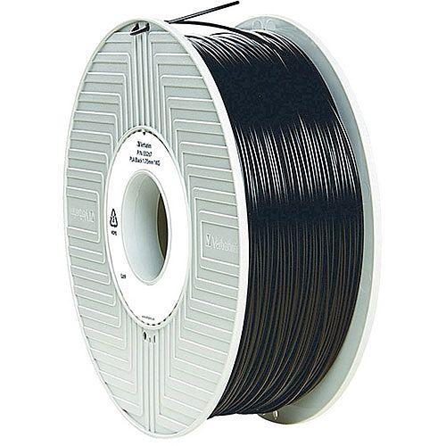 Verbatim PLA Filament 1.75mm 1kg Reel Black