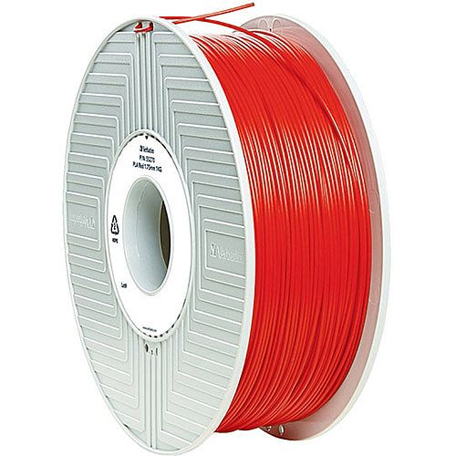 Verbatim PLA Filament 1.75mm 1kg Reel Red