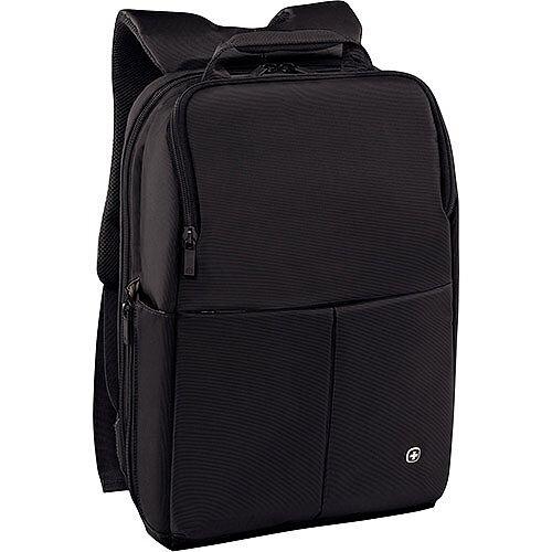 Wenger Reload 14in Laptop Backpack with Tablet Pocket - Black 601068