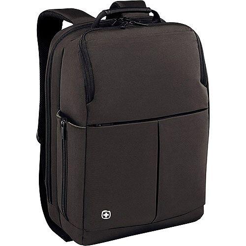 Wenger Reload 16in Laptop Backpack with Tablet Pocket - Grey 601071