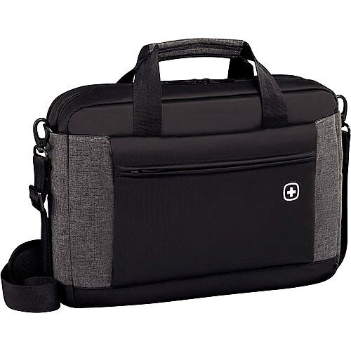 Wenger Underground 16in Laptop Briefcase with Tablet Pocket 601057