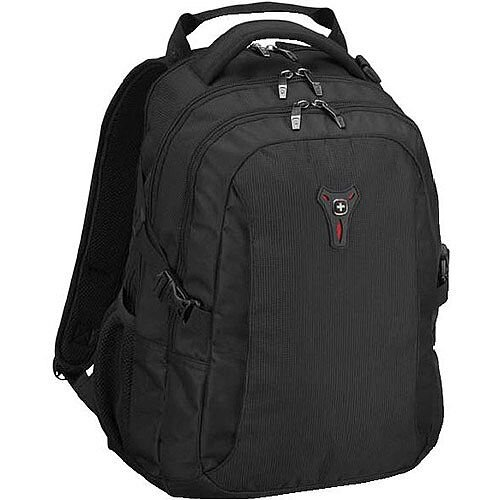 Wenger 16in Sidebar Deluxe Laptop Backpack with Tablet Pocket 601468