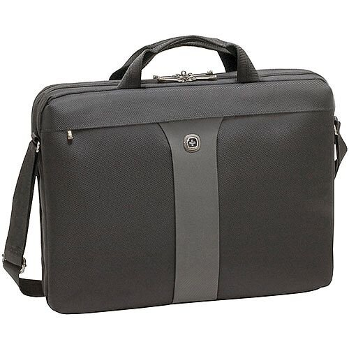 Wenger Legacy 17in Double Laptop Bag 600654