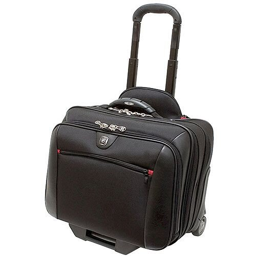 "Wenger Triple Gusset 2 Piece Business Luggage Case Up to 17"" GA-7001-02F00"