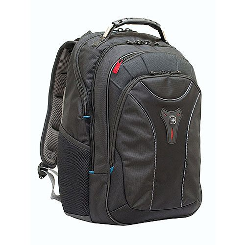 Wenger Carbon 17in Laptop Backpack 600637