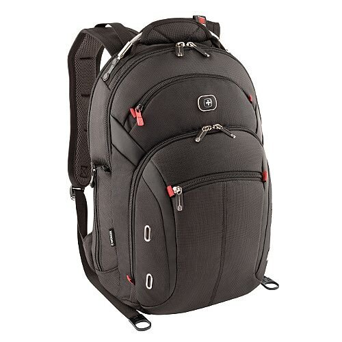 Wenger Gigabyte 15in Notebook Laptop Backpack with iPad/Tablet Pocket 600627