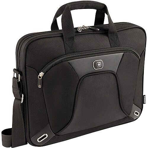 Wenger Administrator 15in Slimcase with iPad/Tablet Pocket 600644