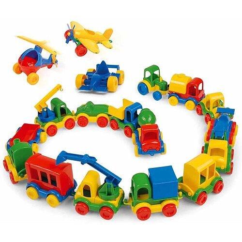 Autka Cars 36 Piece