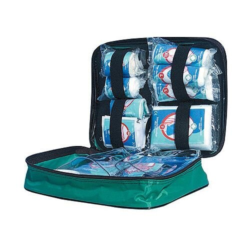 Wallace Cameron Vehicle First Aid Kit Pouch Up to 5 Person