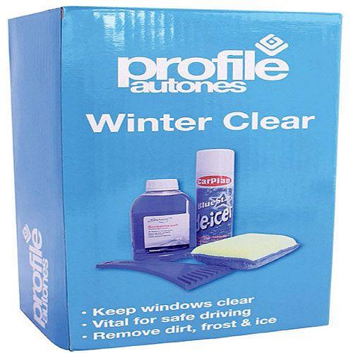 Winter Car Care Kit KMAXWCK