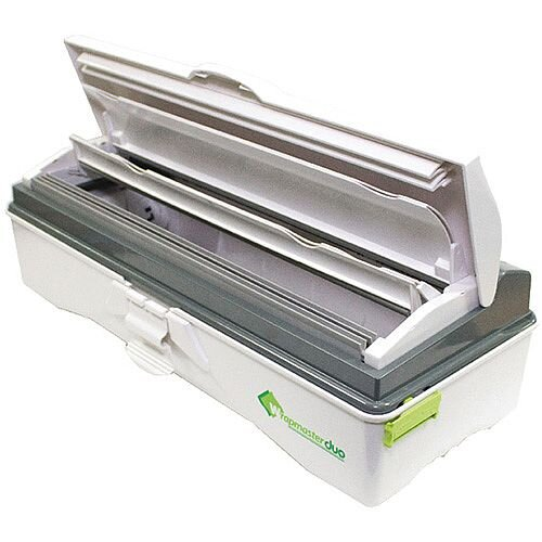 Wrapmaster Duo Dispenser White 45cm 63M50