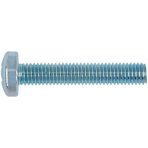 Wurth Pan Head Screw With H Cross Recess - SCR-RSD-DIN7985-4.8-H3-(A2K)-M6X60 Ref. 00466 60 PACK OF 100