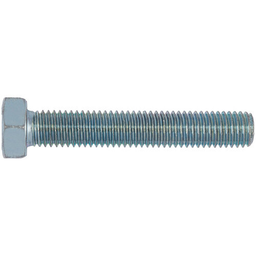 Wurth Hexagonal Bolt With Thread Up to the Head - SCR-HEX-ISO4017-8.8-WS13-(A2K)-M8X55 Ref. 00578 55 PACK OF 100
