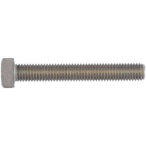 Wurth Hexagonal Bolt With Thread Up to the Head - SCR-HEX-ISO4017-A2/70-WS13-M8X70 Ref. 00968 70 PACK OF 100