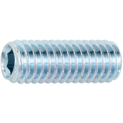 Wurth Hexagon Socket Set Screw With truncated cone - SCR-TRNC-ISO4026-45H-IH3-(A2K)-M6X40 Ref. 025506 40 PACK OF 100
