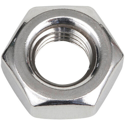 Wurth Hexagon Nut - Nut-HEX-DIN934-A2-WS7-M4 Ref. 03224 PACK OF 500