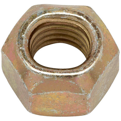 Wurth Hexagon Nut With Clamping Piece (all-metal) Fine Thread - Nut-SLO-DIN980-V-I10I-WS27-(A2C)-M18X1,5 Ref. 036901815 PACK OF 25