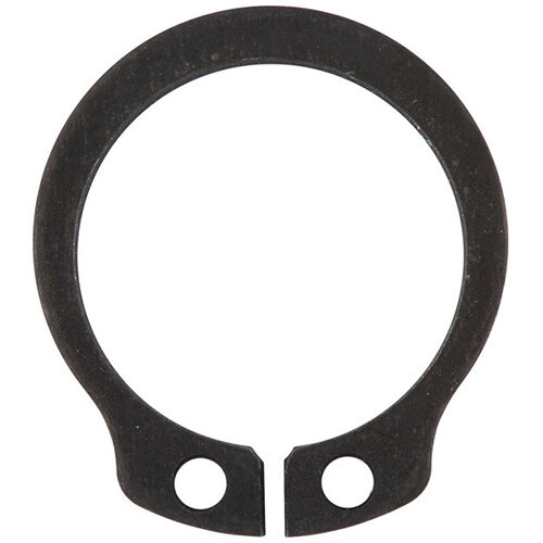 Wurth Circlip for Shaft, Regular Design, Shape A - CRCLIP-COR-DIN471-A-12X1,0 Ref. 043812 PACK OF 100