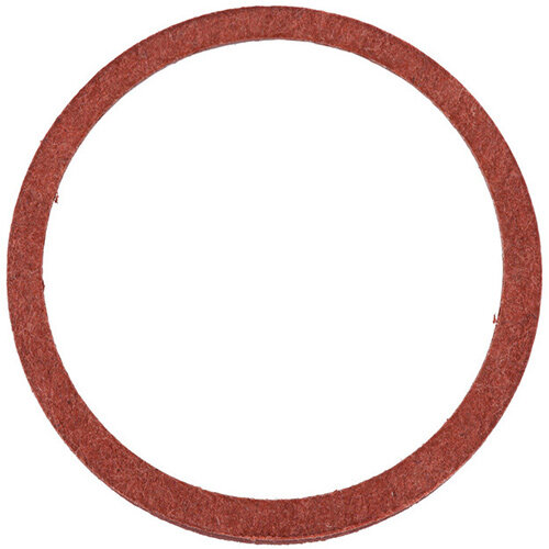 Wurth Sealing Ring, Vulcanised Fibre, Shape A - RG-SEAL-DIN7603-VUFBR-A-16X22X1,5 Ref. 046516 22 PACK OF 100
