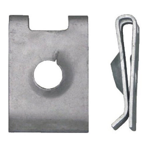 Wurth Sheet Metal Nut Type 1 - Nut-SHT-OPEL-(DTB)-L16,5MM-D4,9MM Ref. 050011321 PACK OF 100